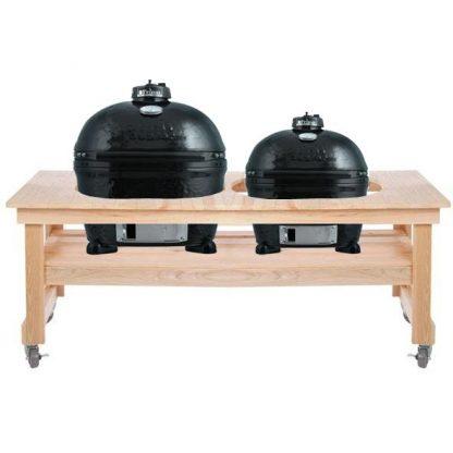 primo grill dubbele cyprestafel