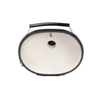 primo grill oval kamado keramische bovenkant