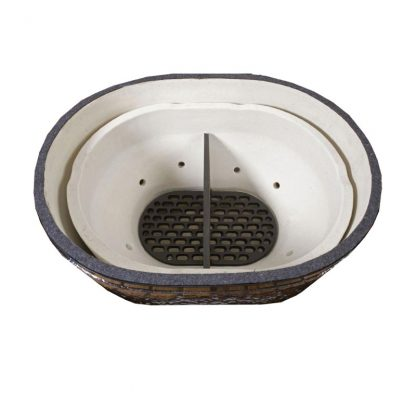 Primo Grill Oval Large vuur box