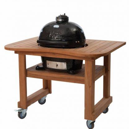 primo grill oval junior teaktafel