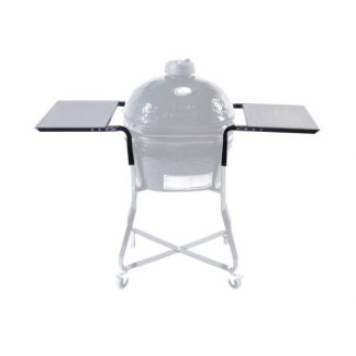 primo grill oval junior zijtafels voor kar