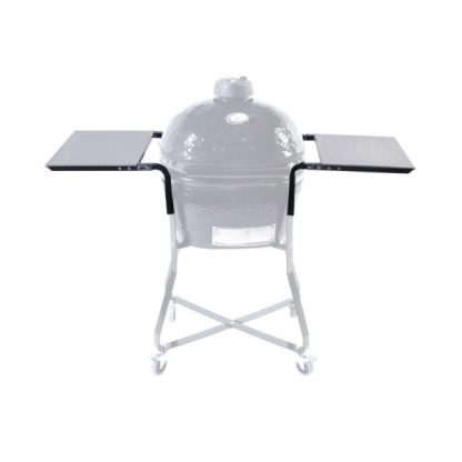 primo grill oval xl en large snijplank zijtafels voor kar