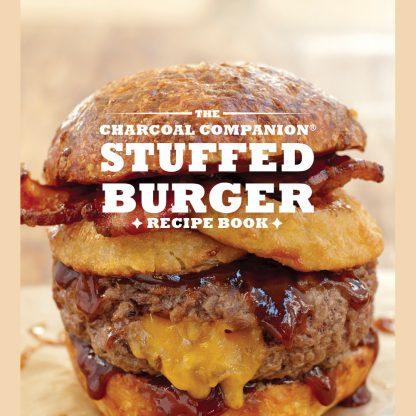 stuffed burger recipe book