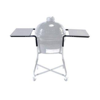 primo grill oval junior snijplank zijtafels voor kar