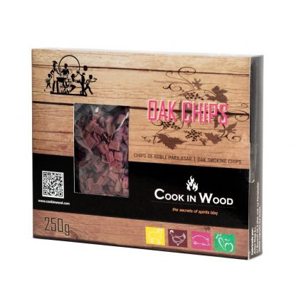 Cook in Wood Eiken Rookchips