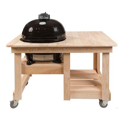 primo grill oval junior aanrecht cyprestafel
