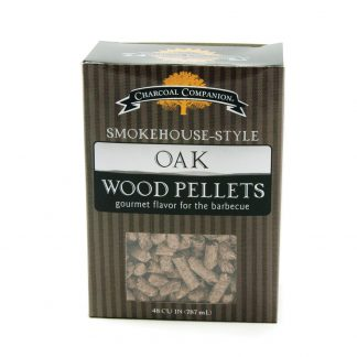 charcoal companion oak smokehouse