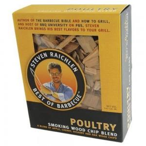 steven raichlen poultry wood chips